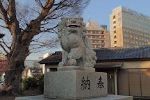Yanagihara Shrine, Nagano, Japan