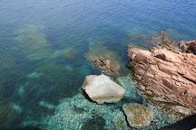 Rocce rosse, Arbatax, Italy
