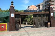 Warung Beach Club, Itajai, Brazil