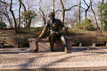 Hans Christian Andersen Statue, New York City, United States
