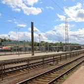 Train Station  Vilnius