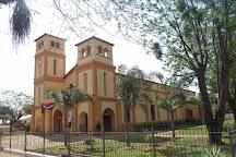 Iglesia Natividad de Maria, Guarambare, Paraguay