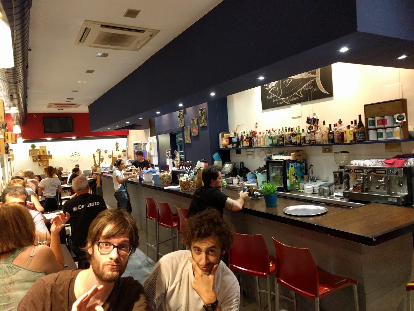 Restaurant La tapa al plat