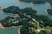 Lake Hartwell, Anderson, United States
