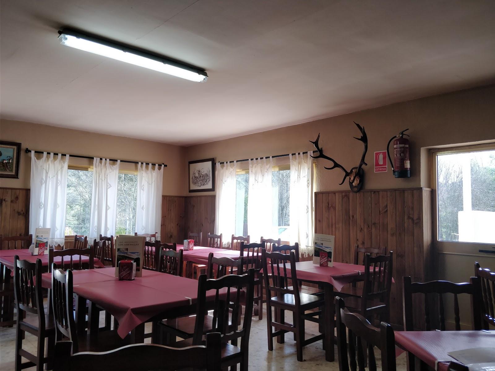 Restaurante los Arenales