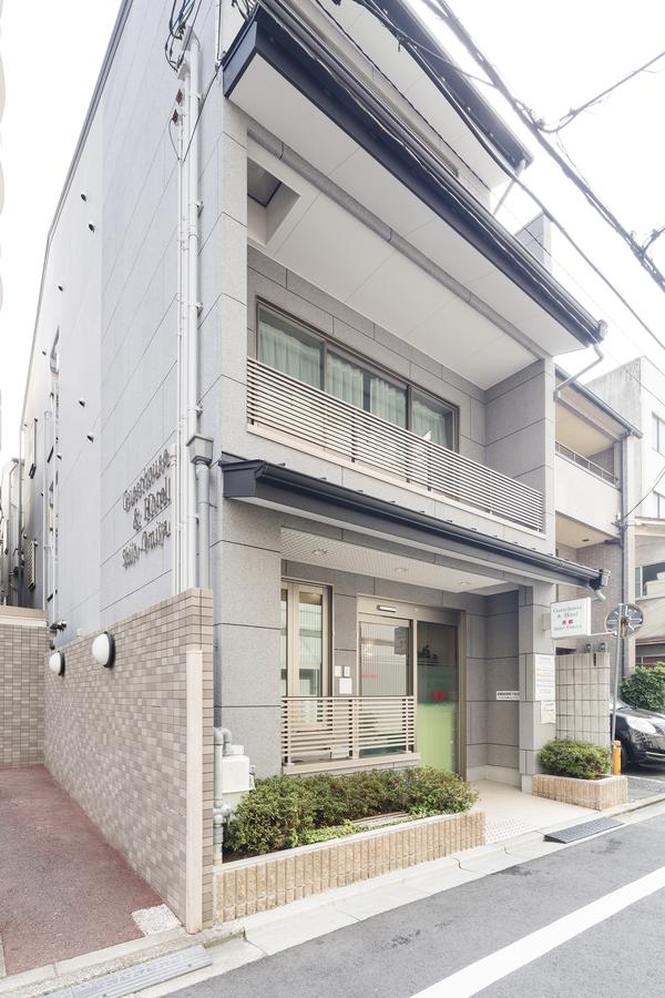 Guest House&Hotel Shijo Omiya