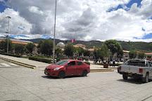 Plaza de Armas, Huaraz, Peru