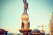 Phillip II of Macedon, Skopje, Republic of Macedonia