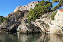 Fort Lovrijenac, Dubrovnik, Croatia