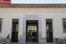 Museo Nacional Centro de Arte Reina Sofia, Madrid, Spain