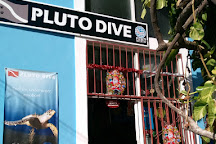 Pluto Dive, Playa del Carmen, Mexico