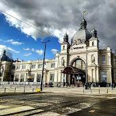 Train Station  Lvov