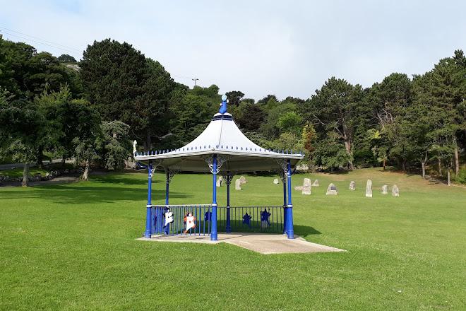 Happy Valley Gardens, Llandudno, United Kingdom