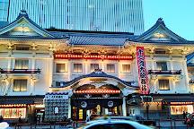 Kabukiza Theater, Ginza, Japan