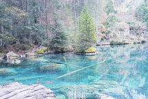 Nature Park Blausee, Blausee-Mitholz, Switzerland