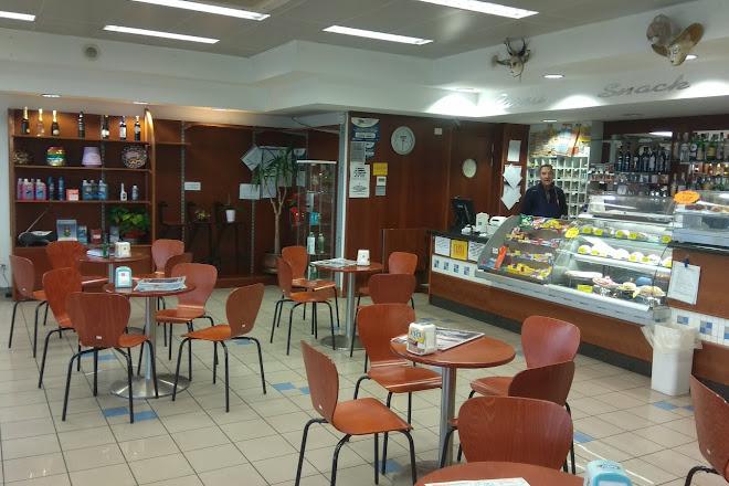 Snak Bar Caffe La Lanterna, Venice, Italy