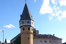 Bockenheimer Warte, Frankfurt, Germany