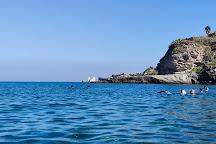 Spiaggia di Cava dell'Isola, Forio, Italy