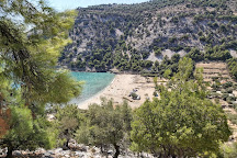 Livadi Beach, Moni Archaggelou, Greece