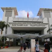 Железнодорожная станция  Tanger