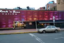 Casino Rock'n Jazz, Bogota, Colombia