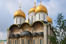 Uspensky Cathedral, Moscow, Russia