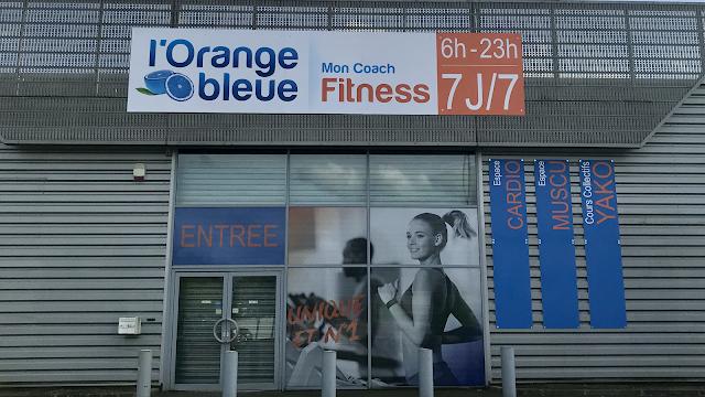 L'Orange Bleue Sablé
