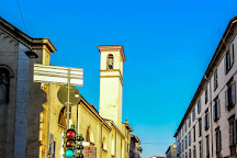 Chiesa di San Bernardino in Pignolo, Bergamo, Italy