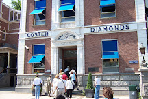 Royal Coster Diamonds, Amsterdam, The Netherlands