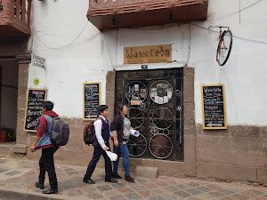 Wasicleta cafe del ciclista Cusco 3