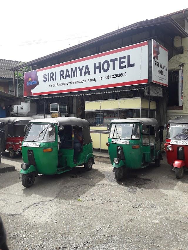 Kandy-Colombo Intercity Bus Station