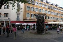Handwerkerbrunnen, Trier, Germany