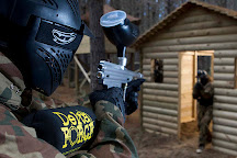 Delta Force Paintball Southampton, Romsey, United Kingdom