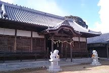 Iseguruma Shrine, Awaji, Japan