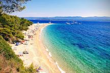 Zlatni Rat Beach (Golden Horn), Bol, Croatia