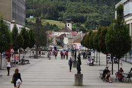 Железнодорожная станция  Blansko