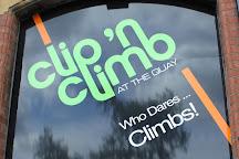 The Quay Climbing Centre, Exeter, United Kingdom