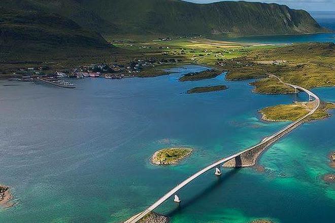 Lofoten Island, Nordland, Norway