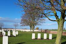 Chester Farm Cemetery, Zillebeke, Belgium