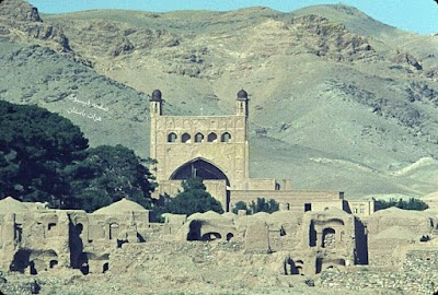 Tomb of Khaja Abdullah Ansari