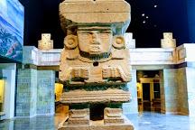 Museo Nacional de Antropologia, Mexico City, Mexico