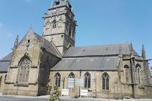 Eglise Notre-Dame de Villedieu-les-Poeles, Villedieu-les-Poeles, France