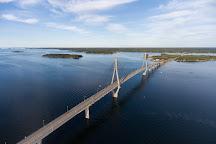 Raippaluodon Silta, Mustasaari, Finland