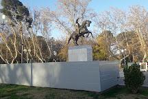 Monumento al Gral Jose de San Martin, San Juan, Argentina