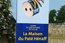 La Maison du Pate Henaff - Musee, Pouldreuzic, France