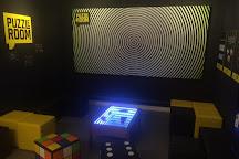 Puzzle Room Escape Game, Curitiba, Brazil
