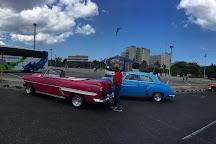 Taxi Drivers Cuba, Havana, Cuba
