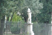 Fonte Gaia Di Villa Borghese, Rome, Italy