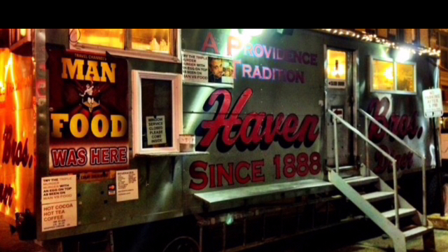 Haven Brothers Diner