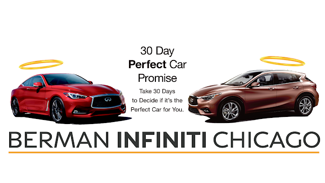Berman INFINITI Chicago Repair & Service Center